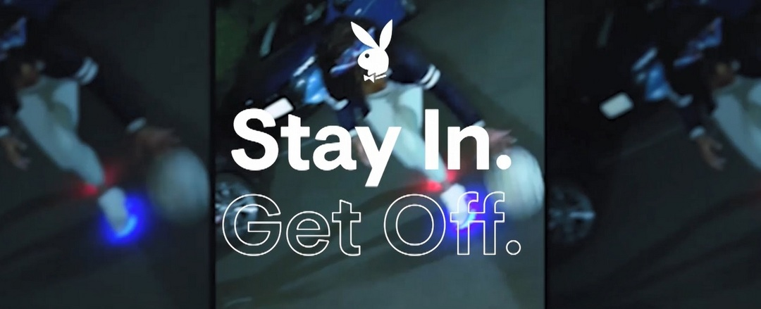 [Playboy.TV] - Stay In. Get Off